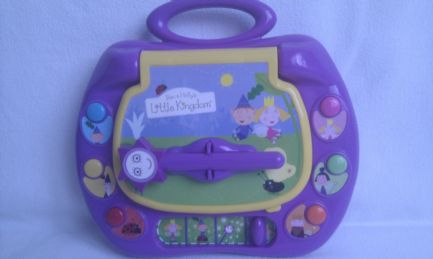 Adorable My 1st Ben & Holly's Little Kingdom Educational Learning Laptop